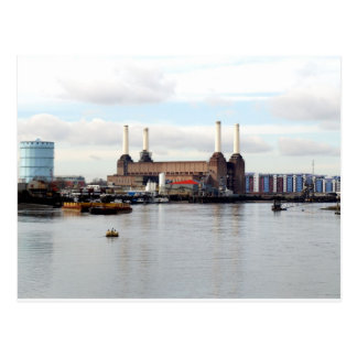 Battersea Power Station, London, UK Postcard