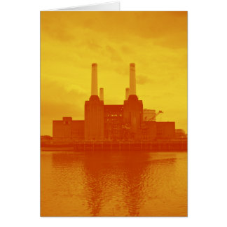Battersea Power Station (no message) Card