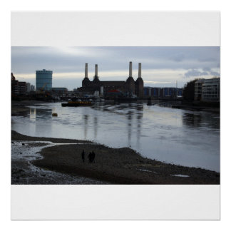 Battersea Power Station Print