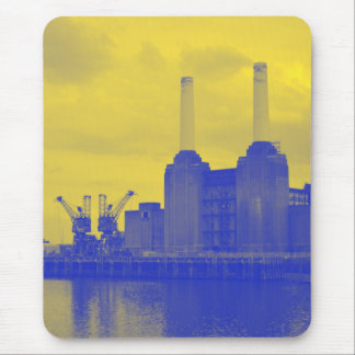 Battersea Power Station (vertical) Mouse Pad