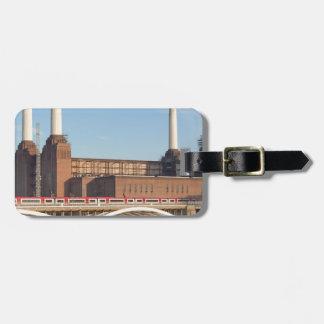Battersea Powerstation Bag Tag