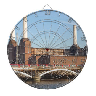 Battersea Powerstation Dart Board