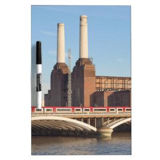 Battersea Powerstation Dry-Erase Board