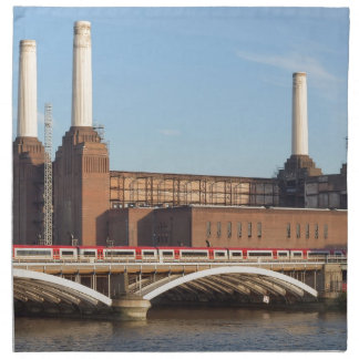 Battersea Powerstation Napkin