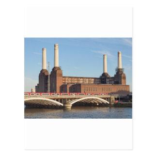 Battersea Powerstation Postcard