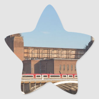 Battersea Powerstation Star Sticker