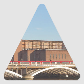 Battersea Powerstation Triangle Sticker