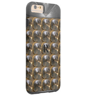 Battersea Roaming Monogram Tough iPhone 6 Plus Case