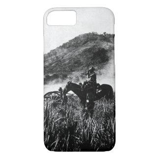 Battery B, 4th Artillery_War Image iPhone 8/7 Case