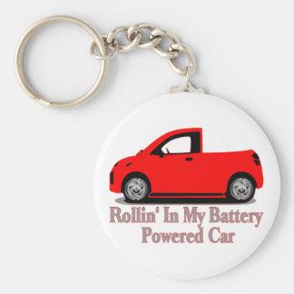 Battery Car Key Chains