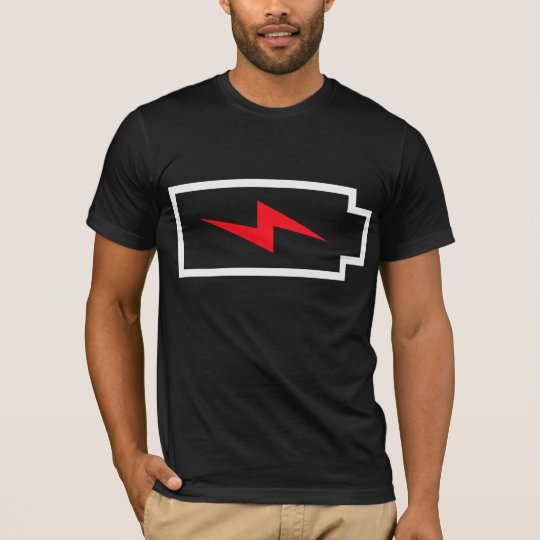 Battery Charge T-Shirt