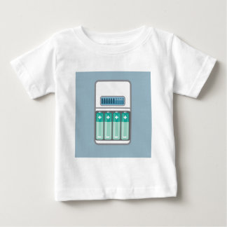 Battery Charger Baby T-Shirt