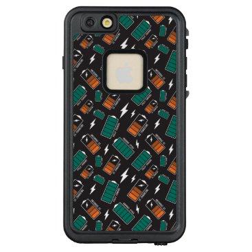 battery charging LifeProof FRĒ iPhone 6/6s plus case