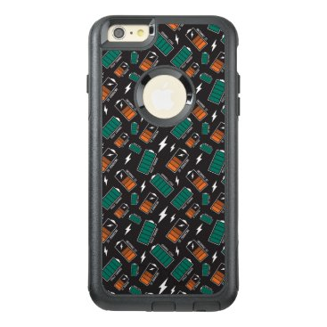 battery charging OtterBox iPhone 6/6s plus case