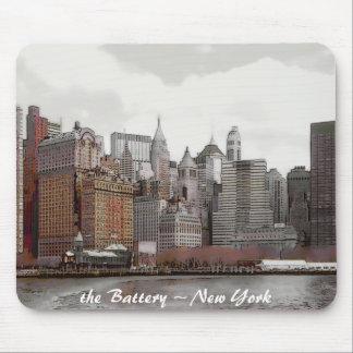 Battery, NYC~ mousepad