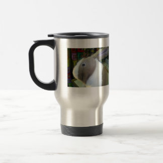 Battery Operated Bunny Toy 15 Oz Stainless Steel Travel Mug