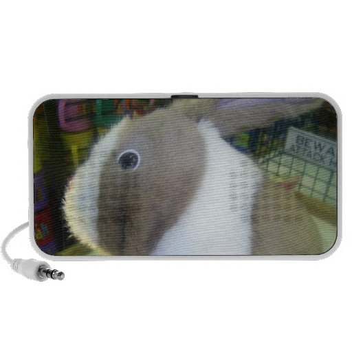 Battery Operated Bunny Toy Portable Speakers