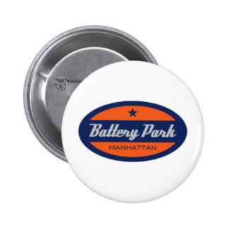 Battery Park Pinback Buttons