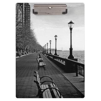 Battery Park City I Clipboard