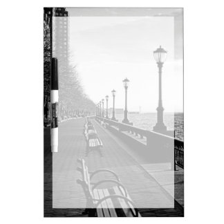Battery Park City I Dry Erase Board