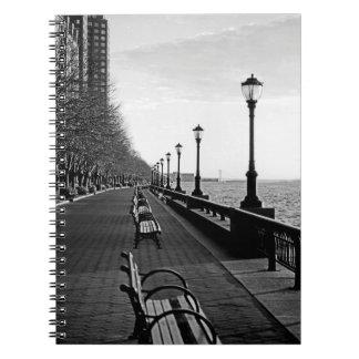 Battery Park City I Notebook