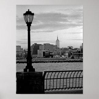Battery Park City II Poster