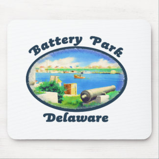 Battery Park Mouse Pad