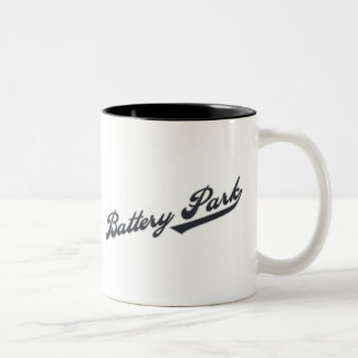Battery Park Two-Tone Coffee Mug