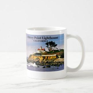 Battery Point Lighthouse, California Mug