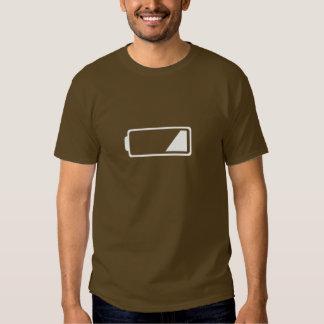 Battery Power Tshirt