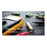 Battery Testing Business Card