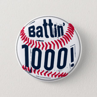Battin' 1000! Button