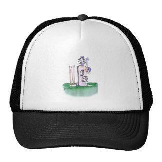 BATTING LESSON, tony fernandes Trucker Hat