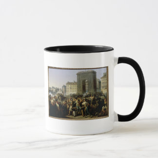 Battle at the Porte Saint-Denis, 28th July 1830 Mug