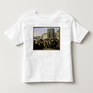 Battle at the Porte Saint-Denis, 28th July 1830 Toddler T-shirt