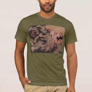 Battle Berzerker Balto: Lycan Lunge-fest! Tshirt! T-Shirt