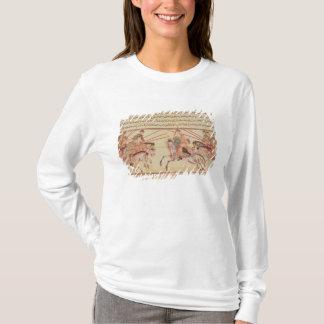 Battle between Mongol tribes, 13th century T-Shirt
