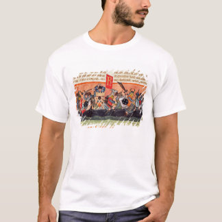 Battle between Romans and Gauls T-Shirt