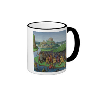 Battle between the Maccabees and the Bacchides Coffee Mug