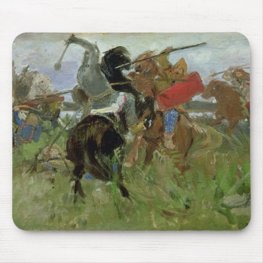 Battle between the Scythians and the Mouse Pad