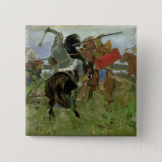 Battle between the Scythians and the Pinback Button
