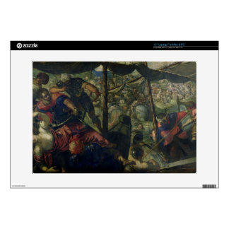 Battle between Turks and Christians, c.1588/89 (oi Laptop Decal