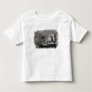 Battle between United States and the Toddler T-shirt