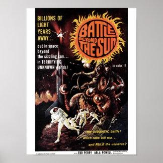 Battle Beyond the Sun Print