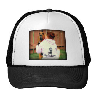 Battle Buddy  and PTSD Awareness Trucker Hat