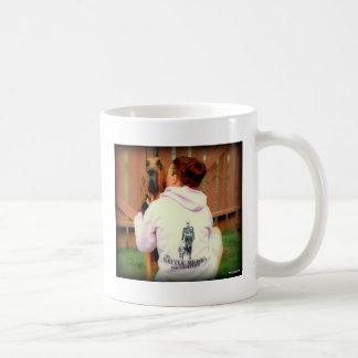 Battle Buddy  and PTSD Awareness Classic White Coffee Mug