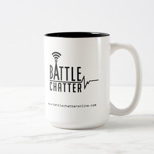 Battle Chatter Online Coffee Mug