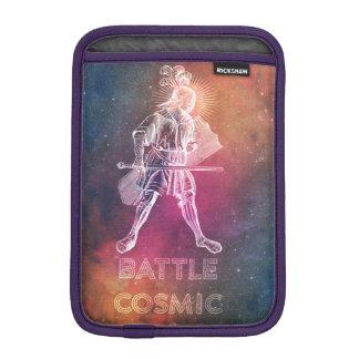 Battle Cosmic iPad Mini Sleeve