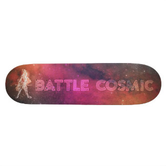 Battle Cosmic Skateboard