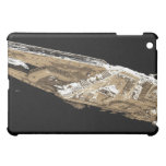 Battle Cruiser from Below Case For The iPad Mini